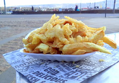 Chips by the sea at Scarborough (Tony Worrall) Tags: add tag ©2018tonyworrall images photos photograff things uk england food foodie grub eat eaten taste tasty cook cooked iatethis foodporn foodpictures picturesoffood dish dishes menu plate plated made ingrediants nice flavour foodophile x yummy make tasted meal nutritional freshtaste foodstuff cuisine nourishment nutriments provisions ration refreshment store sustenance fare foodstuffs meals snacks bites chow cookery diet eatable forsale stock buy image foodphotography buynow sale sell chips fries seaside fastfood scarborough