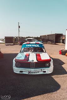 BMW 2002 Racecar