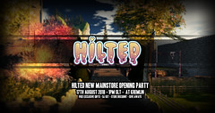HILTED - New Mainstore Party! This Friday! (HILTED) Tags: second life online game hilted store opening party