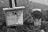 Zum Gedenken. (wimjee) Tags: nikond7200 nikon d7200 afsdx1680mmf284eedvr vakantie holiday saalbach oostenrijk austria salzburgerland niksoftware silverefexpro2 blackwhite zwartwit monochrome