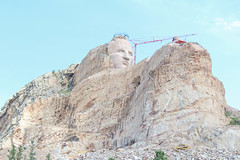 Crazy Horse Memorial (BowenGee) Tags: southdakota badlands mount rushmore national memorial food portraits crazy horse custer state park wyoming