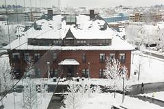 180308_4483_snow098.JPG (greentufts) Tags: medfordstock campusstock medfordstock2018 snow2018 exterior snowfall winterstock winterstock2018 sec medfordsomerville mass unitedstates usa