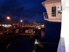 Belfast Harbour seen from Stena Lagan (andrewjohnorr) Tags: stenasuperfastviii stenalagan stenaline ferries belfast