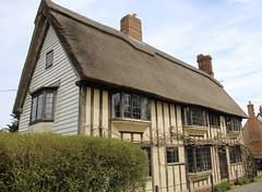 Blythburgh cottage (jpotto) Tags: uk suffolk blythburgh cottage house wooden building architecture tudor