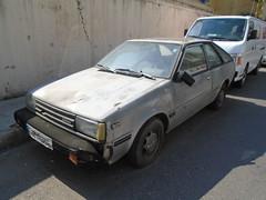 1983 Datsun Sunny Coupe (Alpus) Tags: datsun suny rare car lebanon beirut classic june 2017