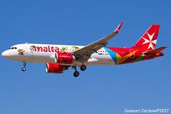 Air Malta Airbus A320-251N '9H-NEO' LMML (Jeancarl Cardona) Tags: air malta airbus a320251n lmml 9hneo