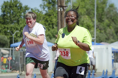 SONC SummerGames18 Tony Contini Photography_0549 (Special Olympics Northern California) Tags: 2018 summergames trackfield running athletes femaleathlete teameldorado adultathlete happy specialolympics