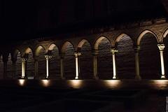 Cloître des Jacobins, Toulouse (lyli12) Tags: cloître jacobins toulouse monument midipyrénées monumenthistorique france architecture ancien couvent