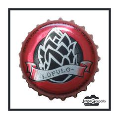 La Virgen Jamonera (J.Gargallo) Tags: lavirgen cerveza cerveja beer birra bier lúpulo chapa macro macrofotografía marco framed canon canon450d eos eos450d 450d bebida drink