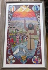 Stamford - St John the Baptist Church (Glass Angel) Tags: stamford lincolnshire stjohnthebaptistchurch churchconservationtrust