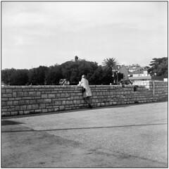 Living in Expectation (Koprek) Tags: yashicamat124g fomapan 100 novalja croatia film 6x6 medium streetphotography may 2018