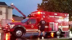 Medic 162 (Central Ohio Emergency Response) Tags: truro township reynoldsburg fire department medic ambulance truck ohio ford ems
