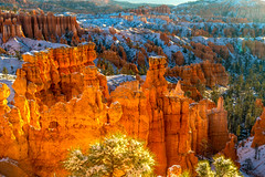 Bryce Canyon National Park Autumn Colors & Winter Snow Fine Art Photography 45EPIC Dr. Elliot McGucken Fine Art Landscape and Nature Photography! (45SURF Hero's Odyssey Mythology Landscapes & Godde) Tags: bryce canyon national park autumn colors winter snow fine art photography 45epic dr elliot mcgucken landscape nature love shooting with both sony a7rii