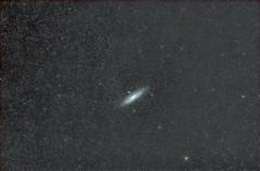 Andromeda (abonis) Tags: canon 600d ha astrophotography stars road night astrometrydotnet:status=solved astrometrydotnet:id=nova2712661 m31 andromeda