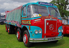 ATKINSON - POLLOCK Bathgate (scotrailm 63A) Tags: lorries trucks truckfest pollock scotrans