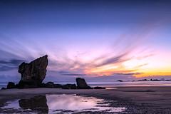 Asturien | Playa de Aguilar 17 (Wolfgang Staudt) Tags: asturia asturien spanien europa playadeaguilar atlantikküste strand beach atlantik costaverde attraktion tourismus baden badestrand ferien urlaub sommer fuerstentumasturien rheinlandpfalz deutschland de