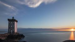 Couché de soleil (Triskell Pictures (Facebook)) Tags: bretagne finistere paysage poselongue mer