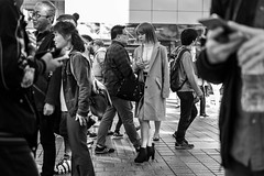 Your Cup Awaits (burnt dirt) Tags: asian japan tokyo shibuya station streetphotography documentary candid portrait fujifilm xt1 bw blackandwhite laugh smile cute sexy latina young girl woman japanese korean thai dress skirt shorts jeans jacket leather pants boots heels stilettos bra stockings tights yogapants leggings couple lovers friends longhair shorthair ponytail cellphone glasses sunglasses blonde brunette redhead tattoo model train bus busstation metro city town downtown sidewalk pretty beautiful selfie fashion pregnant sweater people person costume cosplay boobs