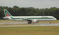 Alitalia, I-BIXQ, MSN 586, Airbus A 321-212, 23.06.2018,  HAM-EDDH, Hamburg (Named: Domenico Colapietro) (henrykkonrad) Tags: ibixq alitalia airbus a321 hamburg hameddh konradhenryk