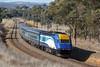 Melbourne XPT at Foamers Bridge (deanoj305) Tags: cootamundra newsouthwales australia au