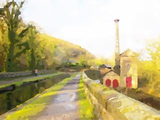 Cromford Canal & Leawood Pumphouse