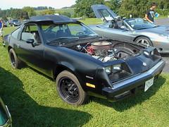 1979 Chevy Monza Spyder (splattergraphics) Tags: 1979 chevy monza spyder customcar carshow reesevolunteerfirecompany westminstermd