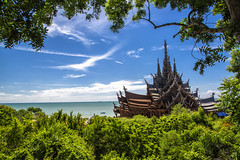 Sanctuary of Truth (Hank888) Tags: thailand hank888 truth pattaya sanctuary
