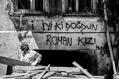 Roman Kizi (sogni_di_margherita) Tags: turkey istanbul tr tarlabasi sony a7 ilce7 zeiss 35mm alpha emount nex romankizi