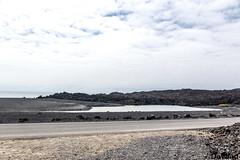 Laguna junto a Montaña Bermeja (Dawlad Ast) Tags: lanzarote islas canarias canary island españa spain junio june 2018 vacaciones holidays naturaleza nature playa montaña bermeja beach laguna agua cielo rocas
