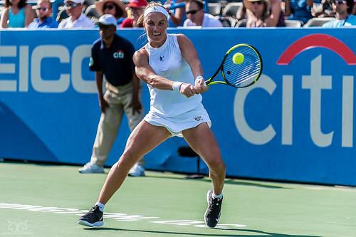 Svetlana Kuznetsova - undefeated Citi Open Champion