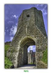 DOVER CASTLE (2) (régisa) Tags: dover castle gate château douvres kent angleterre england porte