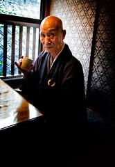 Zen Master Jinen (El-Branden Brazil) Tags: zen buddhism buddhist monk soto japan japanese sacred holy asia asian