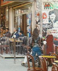 terrasse, Aux Vieux Saumur (indigo_at_heart) Tags: paris 20e belleville terrasse cafe france rue street