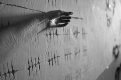Placing bets against myself (emocjonalna) Tags: urbex scars prison leczyca poland polska abandoned marks wiezienie emotional expressive
