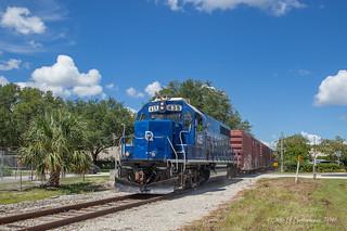 FEC 905 @ Bayard. FL
