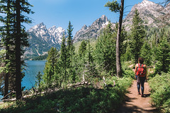 (JuanCarViLo) Tags: grand teton national park wyoming mountain range outdoors wildlife hike hiking nature