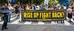 Black Lives Matter DC (Mobilus In Mobili) Tags: alloutdc shutitdowndc stillherestillstrong unitedagainsthate unitetheright2 dc protest washington districtofcolumbia unitedstates us