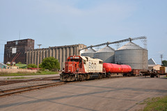 SOO switching The Zenith (CN Southwell) Tags: soo line gp382 duluth minnesota