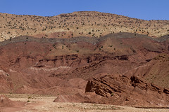 2018-4527 (storvandre) Tags: morocco marocco africa trip storvandre telouet city ruins historic history casbah ksar ounila kasbah tichka pass valley landscape