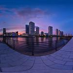 Yokohama sunset thumbnail