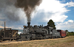 Chama Stock Pens (jterry618) Tags: baldwin1925 cts489 chama chamawye cumbrestoltecscenicrailroad drgw489cts489 denverriograndewestern k36282 newmexico stockpens unitedstates us steamlocomotive steamengine steamtrain railroad