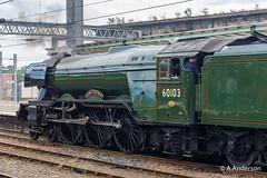 A3 60103 'Flying Scotsman' 20180804 Carlisle (steam60163) Tags: carlisle a3 60103 4472 flyingscotsman lner railtour charter