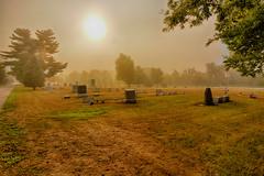 Respect (kendoman26) Tags: hdr nikhdrefexpro2 nikon nikond7100 tokinaatx1228prodx tokina tokina1228 fog cemetery