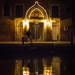 One january night in Venice 03 (François aka Tweek) Tags: venice venise bynight night