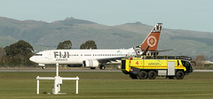 20180816_4415_7D2-175 Fiji Airways Boeing 737 DQ-FJM about to start it's trip home to Nadi, Fiji. (johnstewartnz) Tags: dqfjm mamanucaislands fijiairways boeing boeing737 737 73786j fj450 4 christchurchairport4 chc christchurch christchurchinternationalairport canon canonapsc apsc eos 7d2 7dmarkii 7d canon7dmarkii canoneos7dmkii canoneos7dmarkii 70200mm 70200 70200f28 rosenabuer