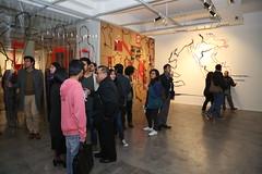 Inauguración de exposición  Régimen Desborde de Julián Barón en la Sala Luis Miró Quesada Garland (19) (Municipalidad de Miraflores) Tags: