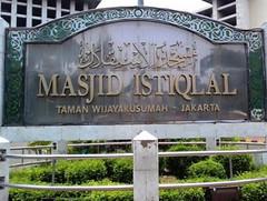 Atlet Muslim Akan Salat Idul Adha di Masjid Istiqlal (covesiacom) Tags: berita foto covesia