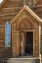 Church Door (Bob Gunderson) Tags: bodiestatepark california monocounty northerncalifornia sierras