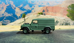 1:76 Scale Diecast Model British Military Land Rover Defender By Oxford Diecast Limited Swansea Wales United Kingdom 2017 : Diorama Arizona Scene - 2 Of 17 (Kelvin64) Tags: 176 scale diecast model british military land rover defender by oxford limited swansea wales united kingdom 2017 diorama arizona scene