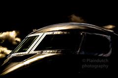 Gulfstream 500 cockpit (Dennis-Dieleman) Tags: airplane gulfstream cockpit g500 black creative edit too much farnborough airshow bizjet business plane jet aviation planeporn planespotting planespotter aviacion avgeek avion aviao luftfahrt corporate